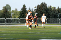 Dallastown vs Northeastern Girls Varsity Soccer 09.13.2016