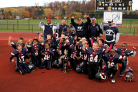 JV Pony East Championship Dallastown White vs Yorktowne White 11.09.2013