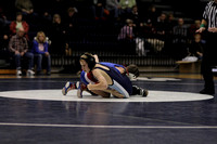 Dallastown vs Spring Grove JV Wrestling Match 01.08.2014