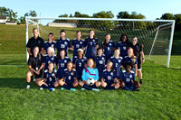 Dallastown Girls JV Soccer Team Photos 2016