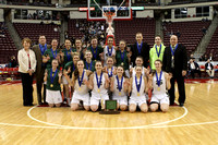"York Catholic vs Delone ""Post Game"" District III AA Championship Game 03.01.2012"