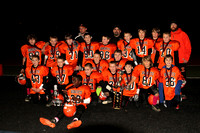 JV Midget East Championship Spring Grove White vs NEYSA Orange 11.09.2013