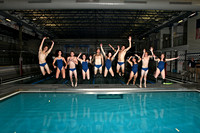 "Dallastown Swimming & Diving ""Team Photos"" 2014/2015"