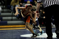 Dallastown vs Central York Jr High Wrestling Match 01.09.2014