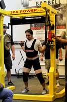 IPA Squats Day 1 Flight 2 Summer Strength Spectacular 06.21.2014