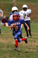 JV Spring Grove vs Dallastown Blue Youth Football Game 10.19.2013