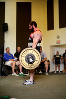 IPA Dead Lift Day 2 Flight 2 Summer Strength Spectacular 06.22.2014