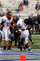 Dallastown vs York High JV Football Game 09.29.2014