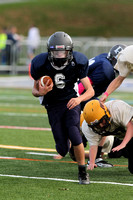 Dallastown vs Red Lion 7th & 8th Grade Game 1 10.30.2014