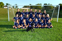 Dallastown Girls Varsity Soccer Team Photos 2016