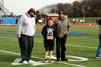 "Dallastown vs Yorktowne Youth Football Championship Varsity Rinks ""Post Game"" 11.08.2014"