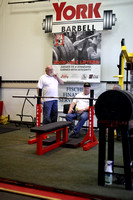 IPA Bench Press Day 2 Flight 1 Summer Strength Spectacular 06.22.2014