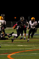 Dallastown vs Red Lion 9th Grade Football Game 10.29.2014