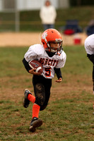 JV Pony NEYSA vs Dallastown White Youth Football Game 10.19.2013