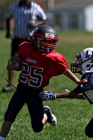 Rink JV YT vs Dallastown Youth Football 08.24.2013